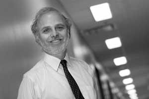 Michael Pollak, Alexander Goldfarb Chair in Medical Oncology at McGill. / Photo: Owen Egan