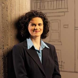 Antonia Maioni, newly appointed as Associate Vice-Principal (Research and International Relations). / Photo: Owen Egan