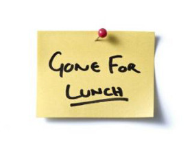 gone_for_lunch
