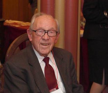 Stanley B. Frost (1913 – 2013)