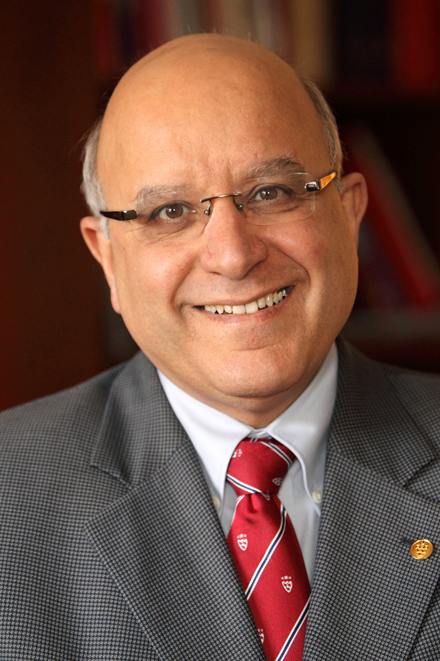 Provost Anthony C. Masi