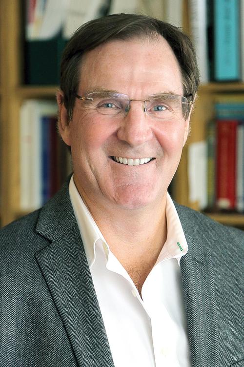Alan Evans, McGill brain-imaging expert