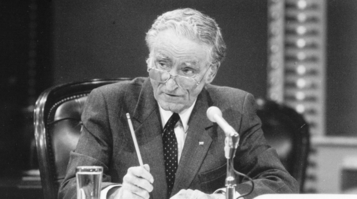 In 2000, Claude Ryan designed a course on Catholic Social Thought for McGill's newly-established Catholic Studies programme, which he then taught until 2003.