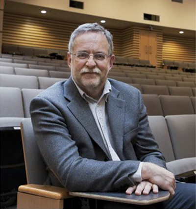 John Robinson is the Associate Provost, Sustainability at the University of British Columbia.