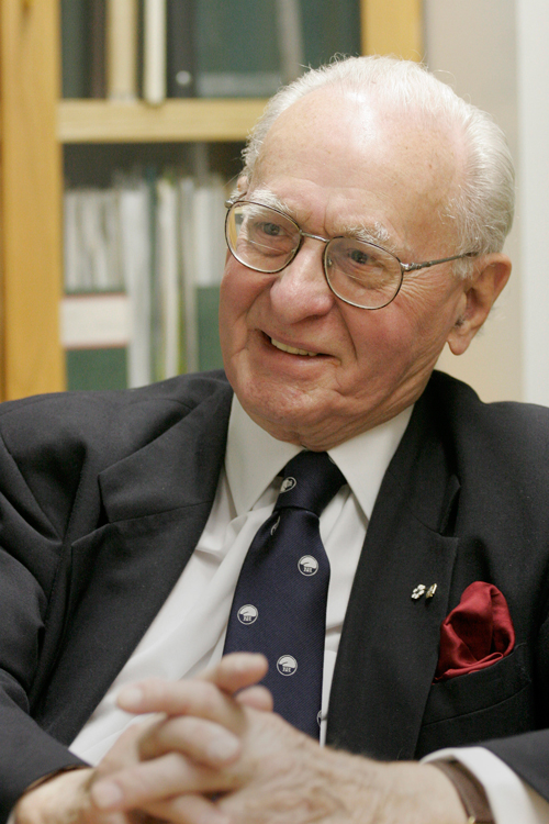 Dr. William Feindel was one of Canada's most distinguished neurosurgeons and The Montreal Neurological Institute and Hospital's third director.