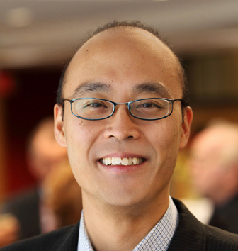 Associate Dean Lawrence Chen says lecturing can still be effective in some courses, but he wishes his professors had been more aware of other teaching approaches when he was a student. Photo: Owen Egan