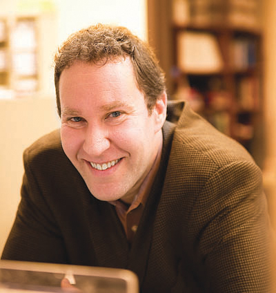 Psychology professor, Jeffrey Mogil.