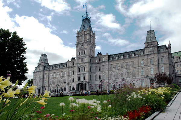 In all, 12 McGill alumni will sit in the National Assembly following this spring's provincial election. / Photo: Wikimedia Commons