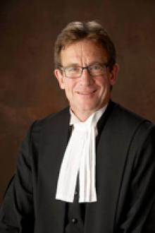 Mr. Justice Clément Gascon (BCL81)