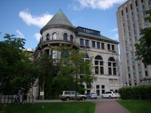 Macdonald-Stewart Library Building