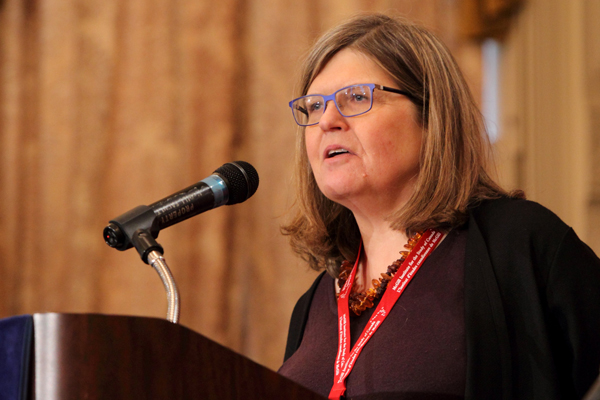 Professor Suzanne Morton is ending her tenure as Acting Director at the McGill Institute for the Study of Canada to head back to the Department of History and Classical Studies.