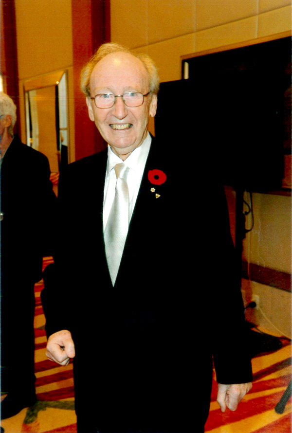 Jack Rabinovitch founded the Giller Prize in 1994 to honour the memory of his late wife Doris Giller
