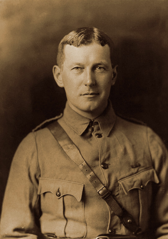 John McCrae penned In Flanders Field on May 3, 1915, after presiding over the funeral of friend and fellow soldier Alexis Helmer, who died in the Second Battle of Ypres.