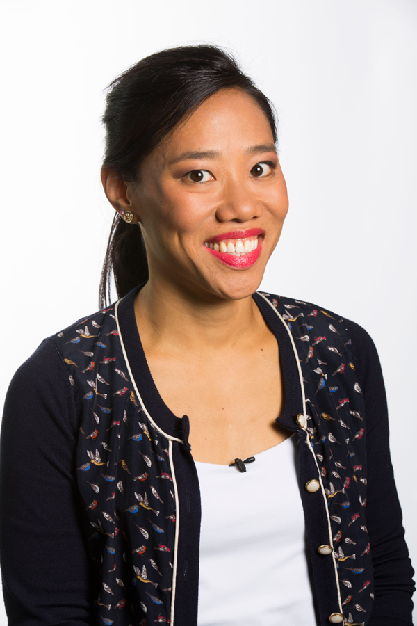 Victoria Leenders-Cheng is  in the running to be crowned Canada's Smartest Person.