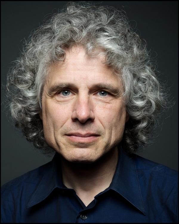 Steven Pinker will speak at McGill on Oct. 17, / Photo: Max Gerber.