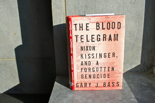 Gary Bass' book provides the first full account of Richard Nixon and Henry Kissinger's secret support of Pakistan in 1971 as it committed shocking atrocities in Bangladesh.