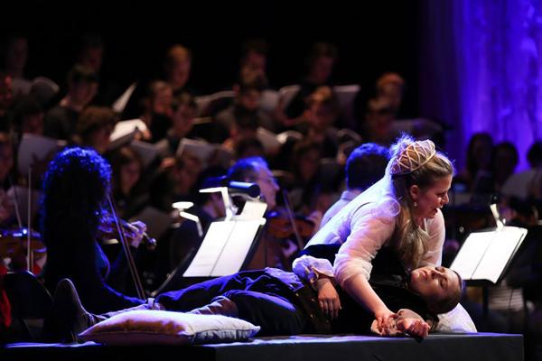 Opéra McGill présente plusieurs productions chaque année. / Photo: Adam Scotti