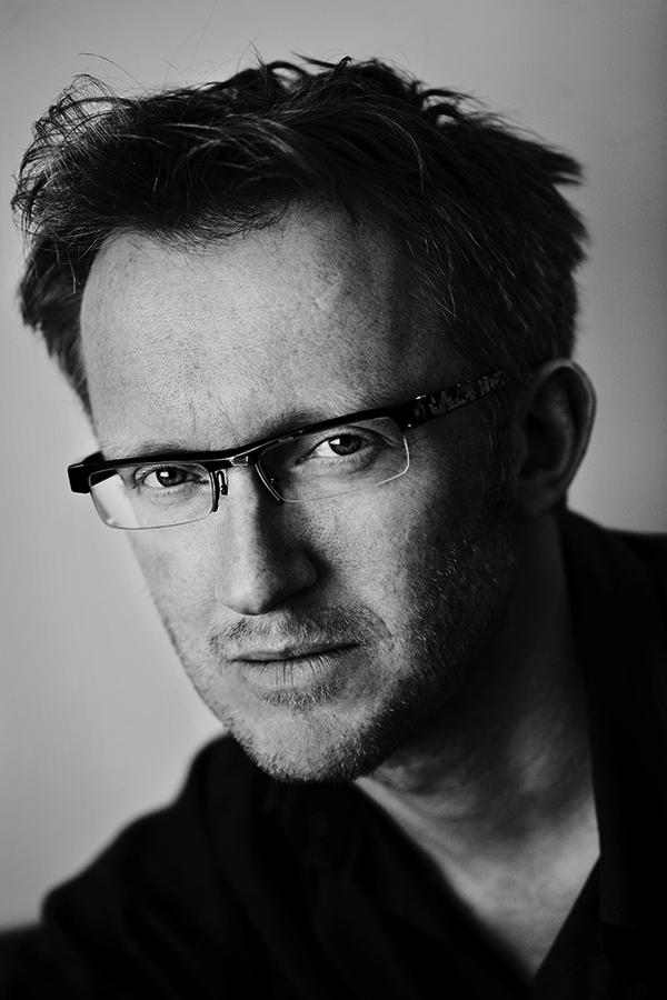 David Van Reybrouck, author of Congo. / Photo: Stephan Vanfleteren