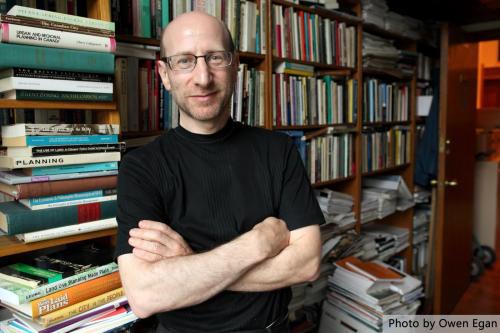 Raphaël Fischler, directeur de l'École d'urbanisme de McGill.