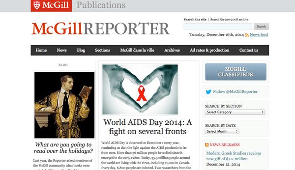 McGill-Reporter