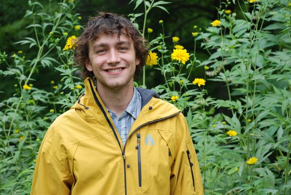 Jan Gogarten, a doctoral student in Biology and Vanier graduate scholar.