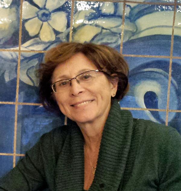 Ginette Lamontagne, Interim President of the McGill University Retiree Association.