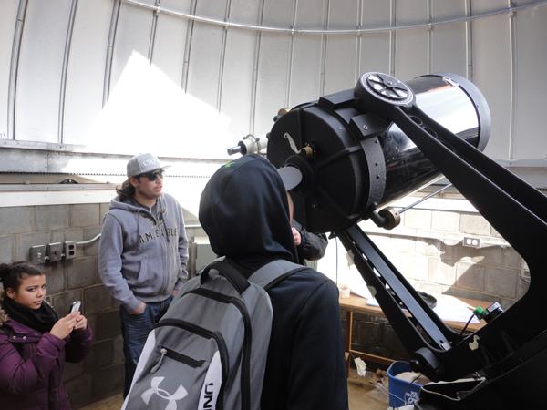 Profitez de votre visite à McGill pour aller voir les étoiles à partir de l'observatoire McPherson. / Photo: Allan Vicaire