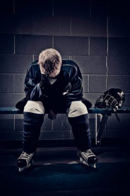 Post-concussion symptoms can include physical ailments, emotional disturbances and sleep disruption.