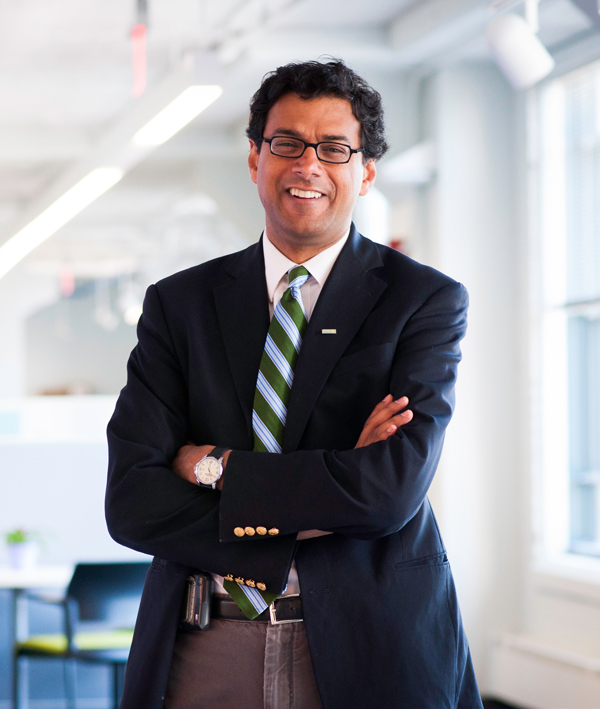 Atul Gawande / Photo: Aubrey Calo