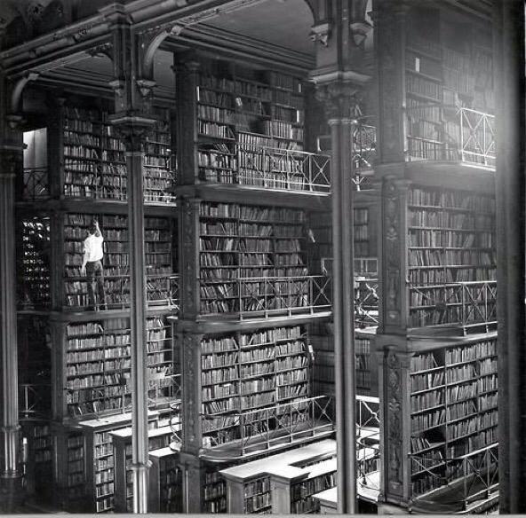 Cincinnati-Library