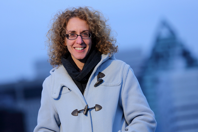 Vicky Kaspi, a world-renowned astrophysicist, is only the 13th woman to to receive the Killam Prize. / Photo: Owen Egan