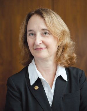 Dr. Rose Goldstein, Vice-Principal (Research and International Relations)
