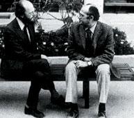 Patrick Wall et Ronald Melzack