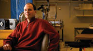 electrical engineering professor Jeremy Cooperstock