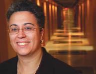 La Dre Sandra Dial, professeure adjointe de médecine à McGill et médecin aux soins intensifs de l'Hôpital général juif et du CUSM.