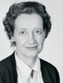 Brenda Milner. Photo: permission de l'Institut neurologique de Montréal