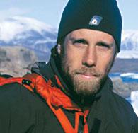 Le professeur de biologie Hans Larsson