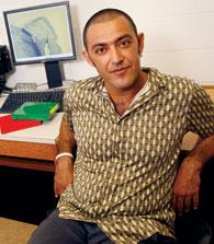 Le professeur de psychologie Karim Nader atténue les symptômes invalidants des personnes souffrant d'un état de stress post-traumatique et les aide parfois à retrouver une vie normale.