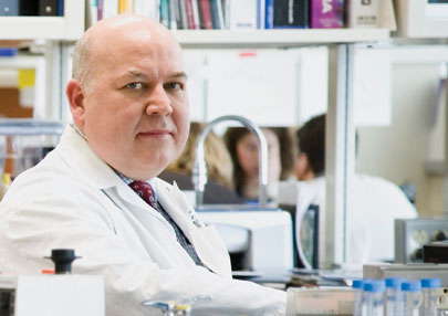 Dr. Jacques Galipeau is creating a multidisciplinary research team to push the envelope of cellular therapeutics.
