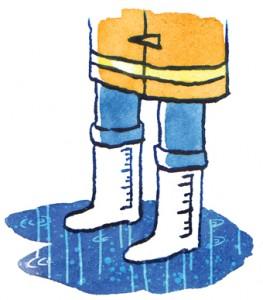 28-rainboots