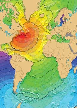 Le 18 novembre 1929, un tremblement de terre d'une magnitude de 7,4 a causé un tsunami responsable d'environ un millieu de dollars en dommages et la mort de 28 personnes à Terre-Neuve.