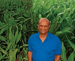 L'ingénieur en ressources biologiques Vijaya Raghavan a consacré sa carrière à l'amélioration des procédés liés à la récolte ainsi qu'à la réduction des pertes.