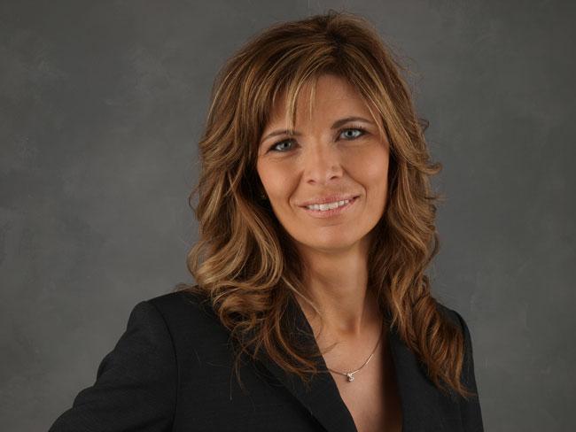 Prof. Viviane Yargeau of McGill's Department of Chemical Engineering.
