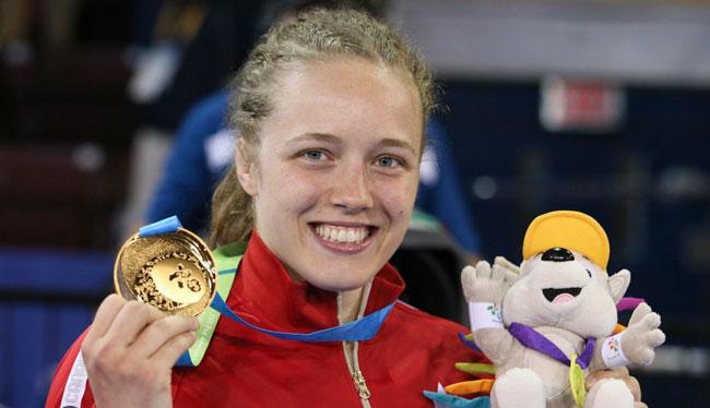 Dori Yates, a 21-year-old