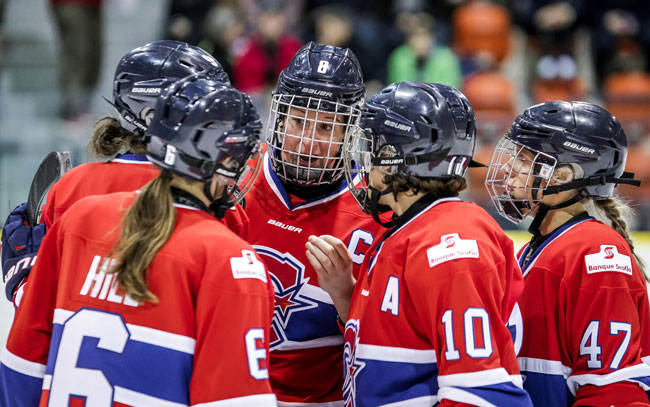 Canadiennes