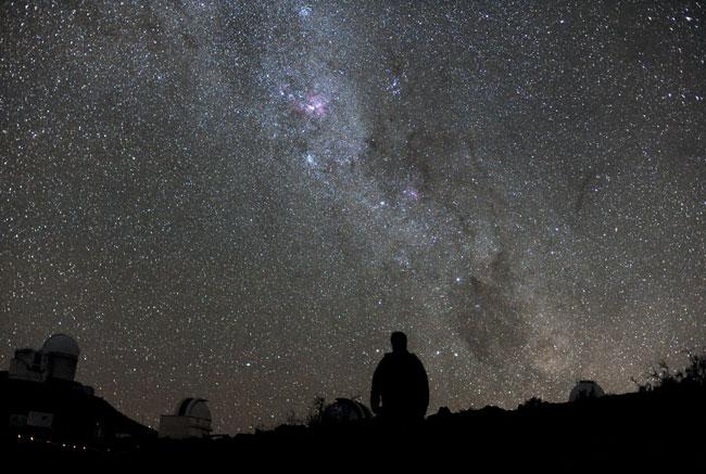 Photo: ESO/H. Dahle