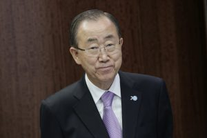 His Excellency Ban Ki-moon, United Nations Secretary-General (Photo: UN Photo/Evan Schneider)