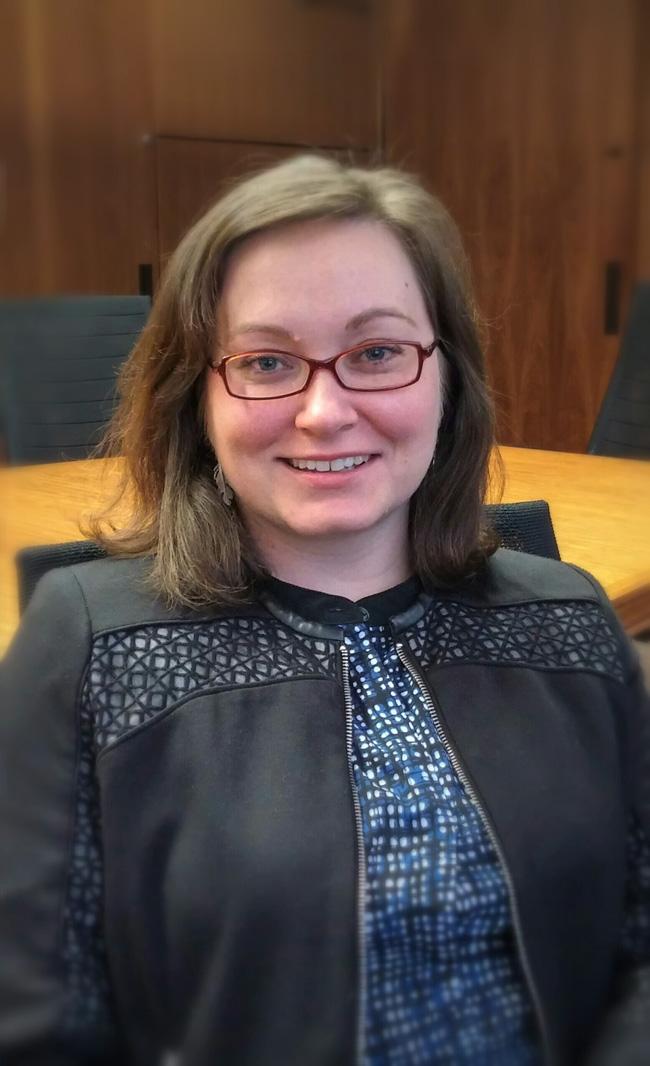 Edyta Rogowska will begin her five-year term as Secretary-General on July 1.