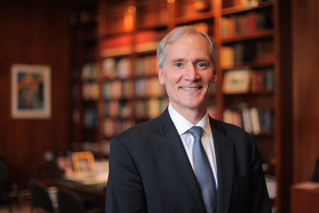 McGill graduate Marc Tessier-Lavigne (BSc'80) has been named the next President of Stanford University.