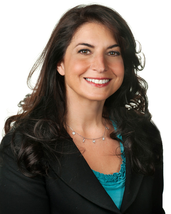 Hanadi Sleiman, Canada Research Chair in DNA Nanoscience